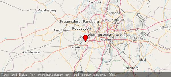 Klipspruit 318-Iq, Soweto, South Africa