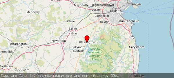 Blessington, County Wicklow, Ireland