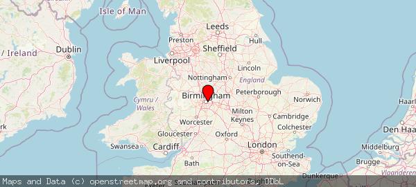 West Midlands, UK