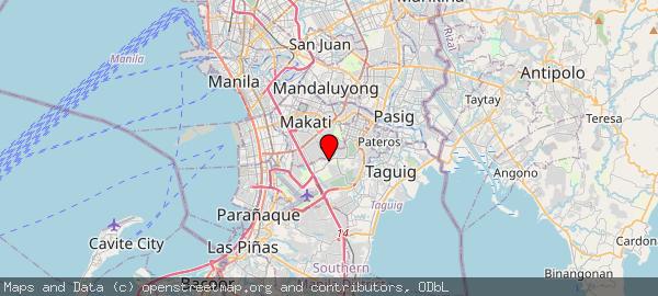Lawton Avenue, Taguig, Metro Manila, Philippines