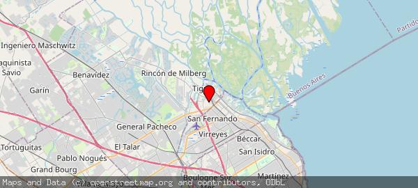 Delta tigre, Provincia de Buenos Aires, Argentina