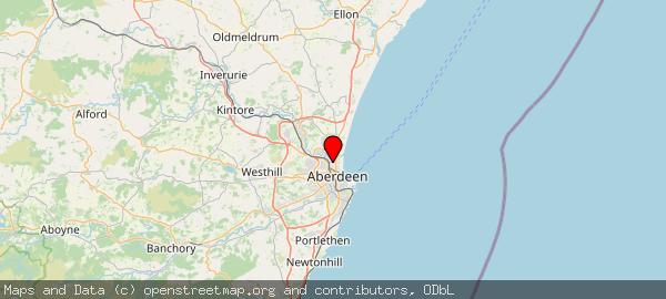 University of Aberdeen, Aberdeen