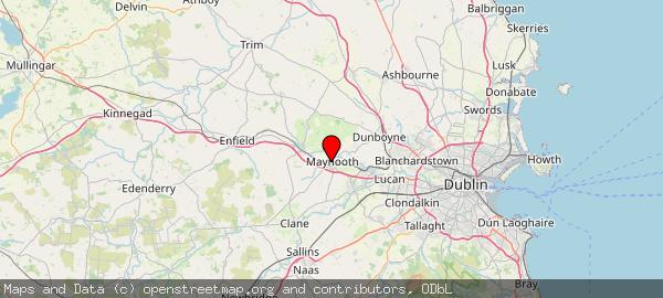 Maynooth, Co. Kildare, Ireland