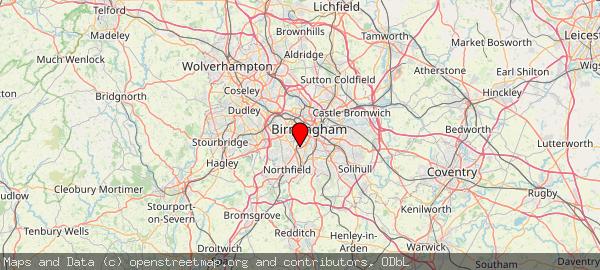 Birmingham B15 2TU