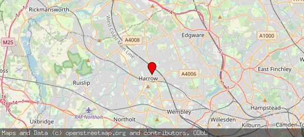 Station Road, Harrow
