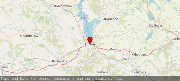 Athlone, County Westmeath, Ireland