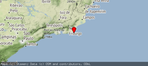 Praia do Forte, Cabo Frio - RJ, Brasil
