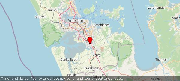 Manurewa, Auckland, New Zealand