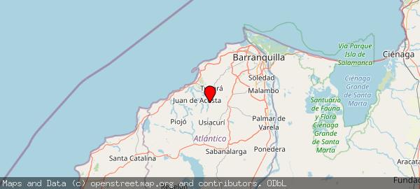 Sibarco, Baranoa, Atlántico, Colombia