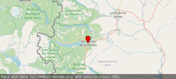 San Martín De Los Andes, San Martin de los Andes, Neuquén, Argentina