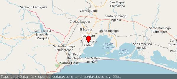 Margenes del río de las nutrias, en el distrito de Juchitán, Oaxaca, desde el municipio de Ixtepec, pasando por Ixtaltepec, EL Espinal, Juchitán y terminando en su desembocadura en Santa María Xadani.