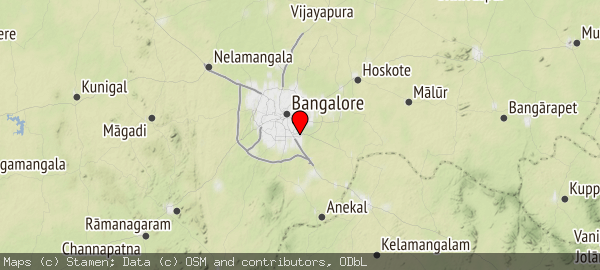 Agara Lake, Agara Village, Bangalore, Karnataka, India