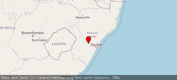 Msunduzi Municipality, South Africa