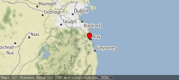 Bray, County Wicklow, Ireland