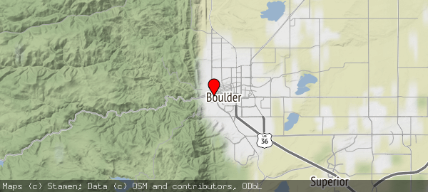 City Council Office, City of Boulder, 1777 Broadway, Boulder, CO 80302