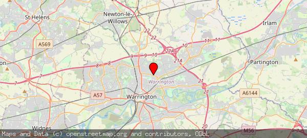Orford Green, Warrington