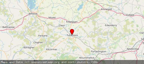 Tullamore, County Offaly, Ireland