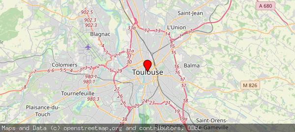 Mairie de Toulouse, Place du Capitole, Toulouse