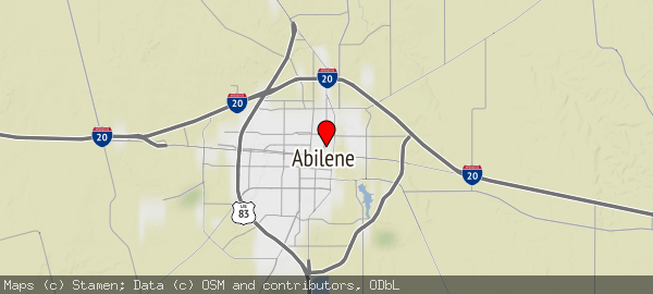 555 Walnut Street, Abilene, TX 79601, USA
