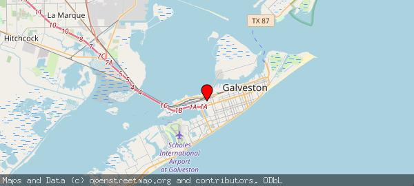 601 54th St, Galveston, TX 77551