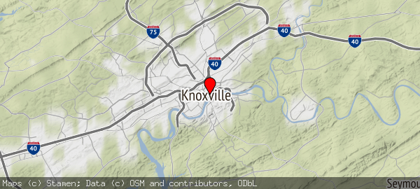 400 Main St SW, Knoxville, TN 37902