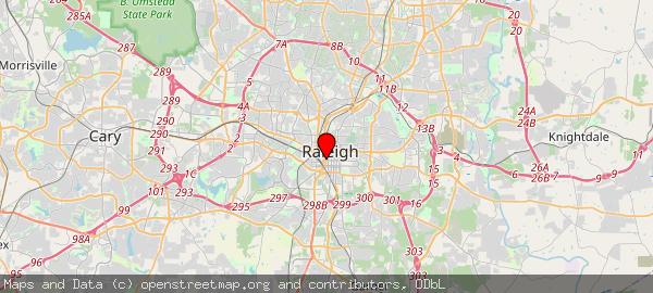 330 S Salisbury St, Raleigh, NC 27601