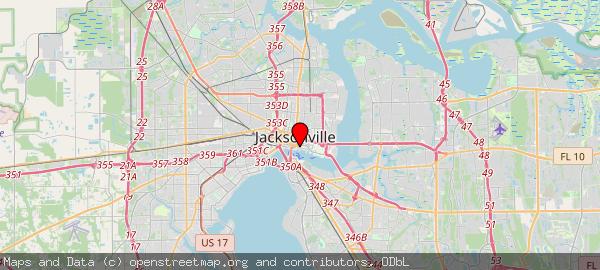 501 E Bay St, Jacksonville, FL 32202