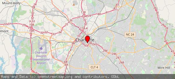 801 E 4th St, Charlotte, NC 28202