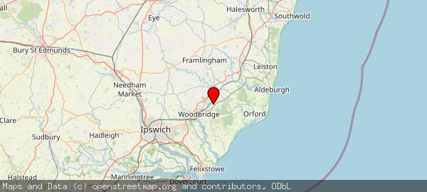 Suffolk Coasts and Heaths AONB
