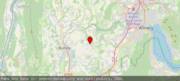 place Albanais, 74150, Marcellaz Albanais