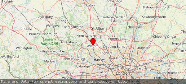 Watford, Hertfordshire