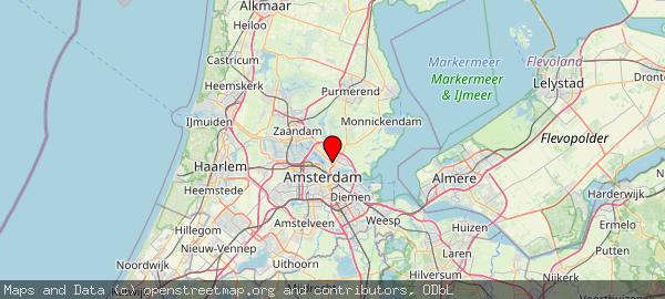 Volewijck, Amsterdam, Nederland