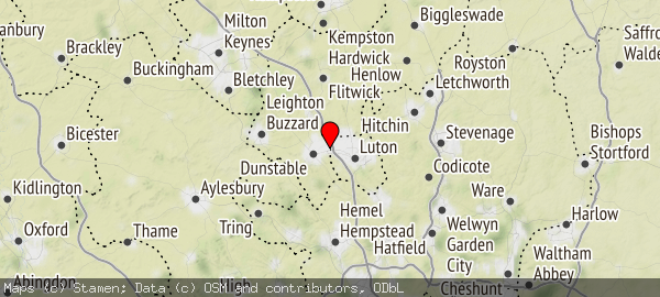 Luton & Dunstable Hospital, Luton