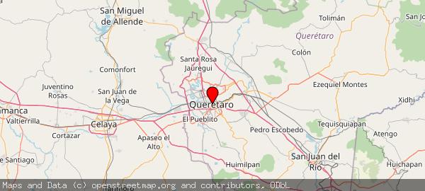 Querétaro, Santiago de Querétaro, Qro.