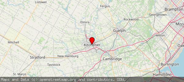 Kitchener, Waterloo Region, ON