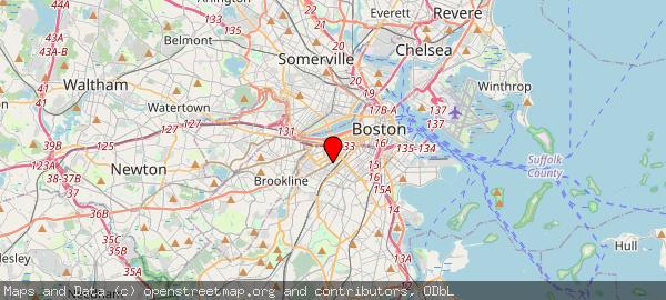 360 Huntington Ave, Boston, MA 02115, USA