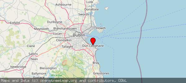 Dún Laoghaire, County Dublin, Ireland