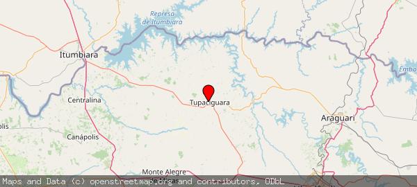 Tupaciguara, MG