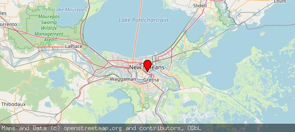 Loyola University New Orleans, Saint Charles Avenue, New Orleans, LA, United States