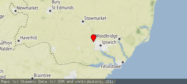 Bramford, Ipswich, Suffolk