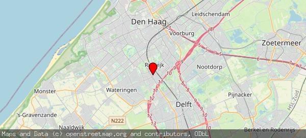 Postbus 5305, Rijswijk, Gemeente Rijswijk 2280 HH