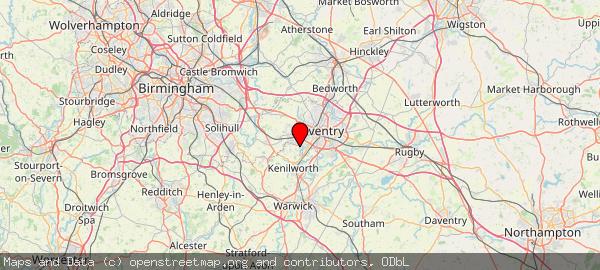 University of Warwick, Coventry