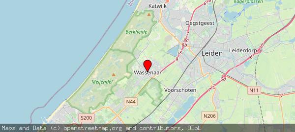 Postbus 499, Wassenaar, Gemeente Wassenaar 2240 AL