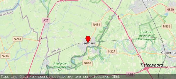 Postbus 11, Leerdam, Gemeente Vijfheerenlanden 4140 AA