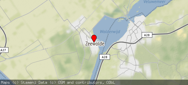 Postbus 1, Zeewolde, Gemeente Zeewolde 3890 AA