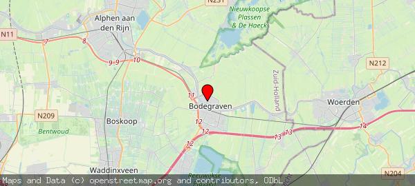 Postbus 401, Bodegraven, Gemeente Bodegraven-Reeuwijk 2410 AK