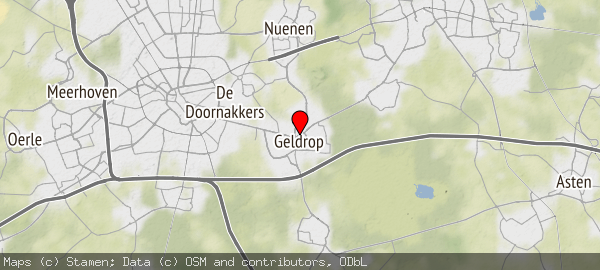 Postbus 10101, Geldrop, Gemeente Geldrop-Mierlo 5660 GA
