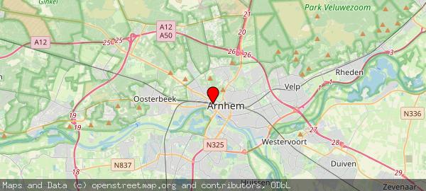Postbus 9029, Arnhem, Gemeente Arnhem 6800 EL