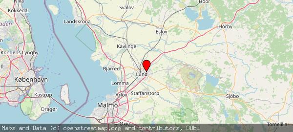 Region Skåne, Lund