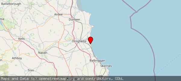 Bettystown, County Meath, Ireland